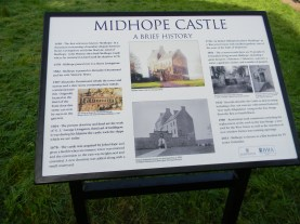 historical info along path